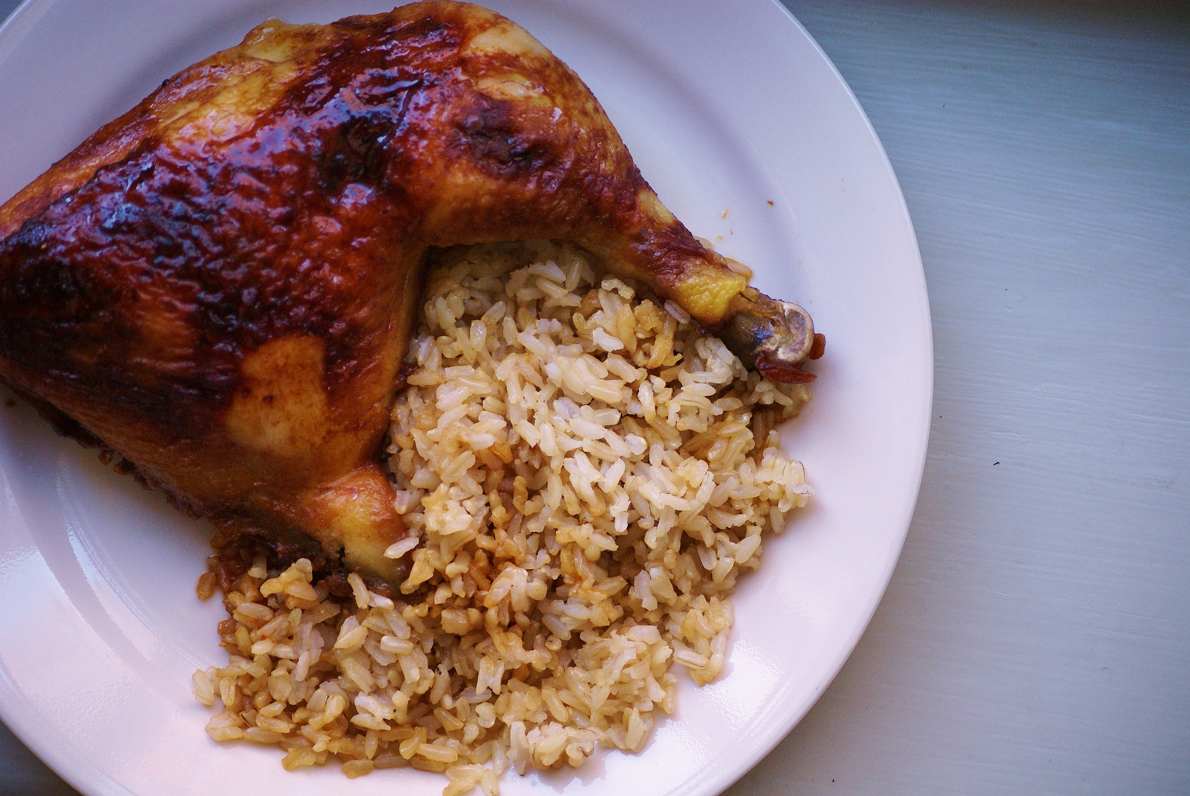 chicken brown chicken amp brown rice slow chicken brown rice pilaf