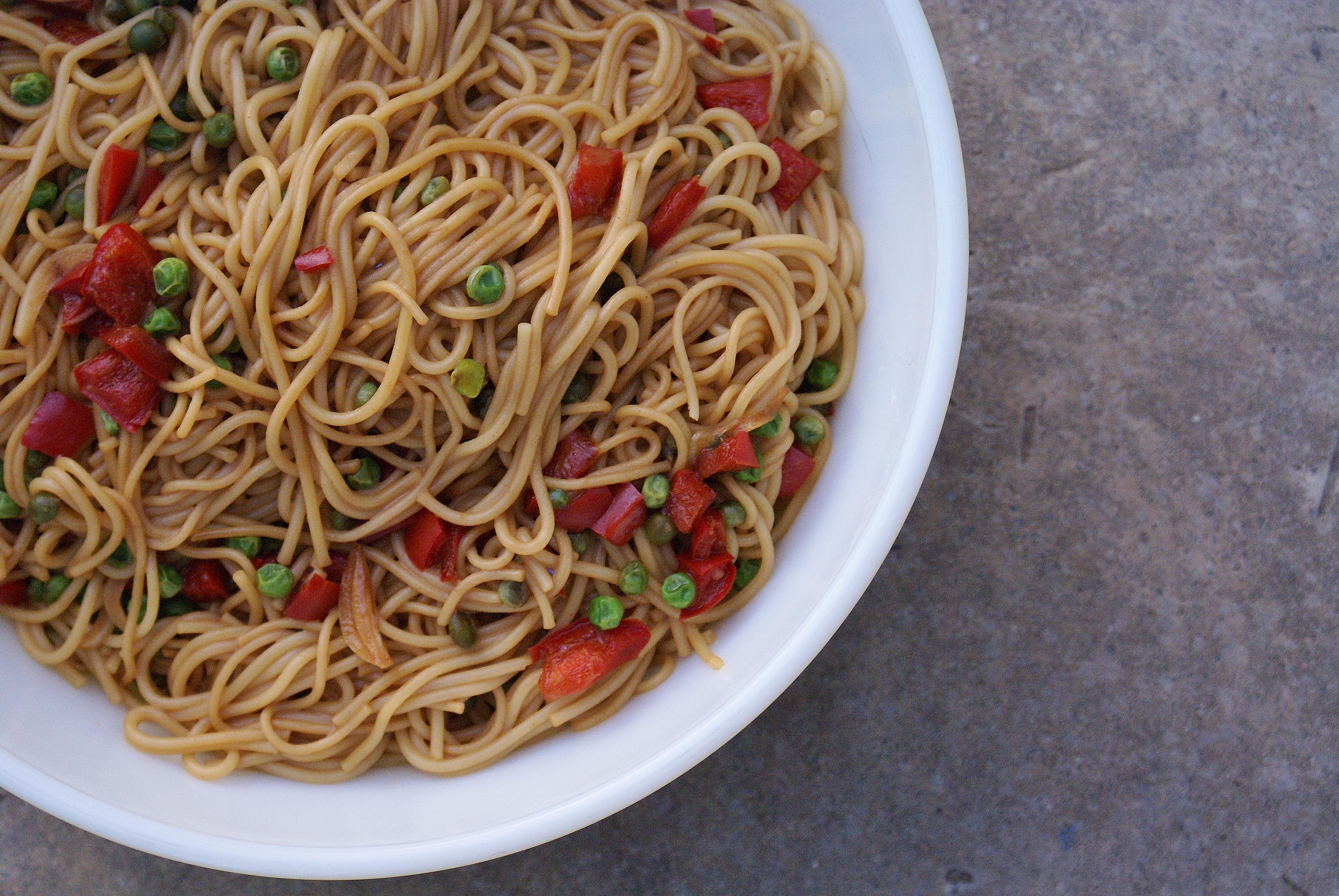 Asian Noodles | Whole Eats & Whole Treats